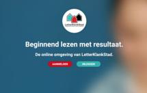 Letter Klankstad  Digitaal licentie