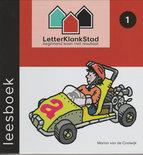 Letter Klankstad  Leesboek 1