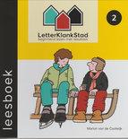 Letter Klankstad  Leesboek 2