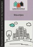 Letter Klankstad  Steuntjesboek