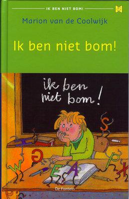Actie de 6 titels van  IK BEN NIET BOM! boeken.