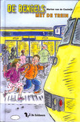 De-bengels--met-de-trein--Ebook
