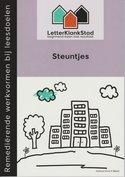 Letter-Klankstad--Steuntjesboek